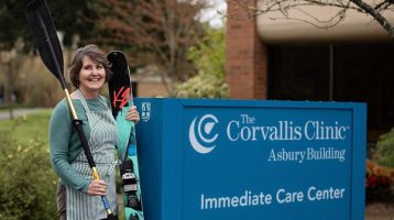 Dr. Robin Lannan to retire after practicing 28 years in hometown Corvallis