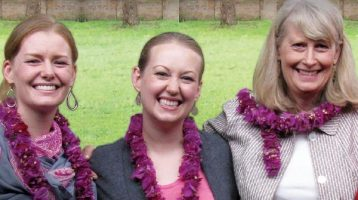 Like daughters, like mother: Sisters inspire Mom to follow in their nurse-practitioner footsteps