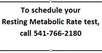 Clinic offers metabolic testing