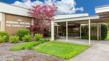 Corvallis Clinic Aumann Building