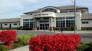 Corvallis Clinic Albany
